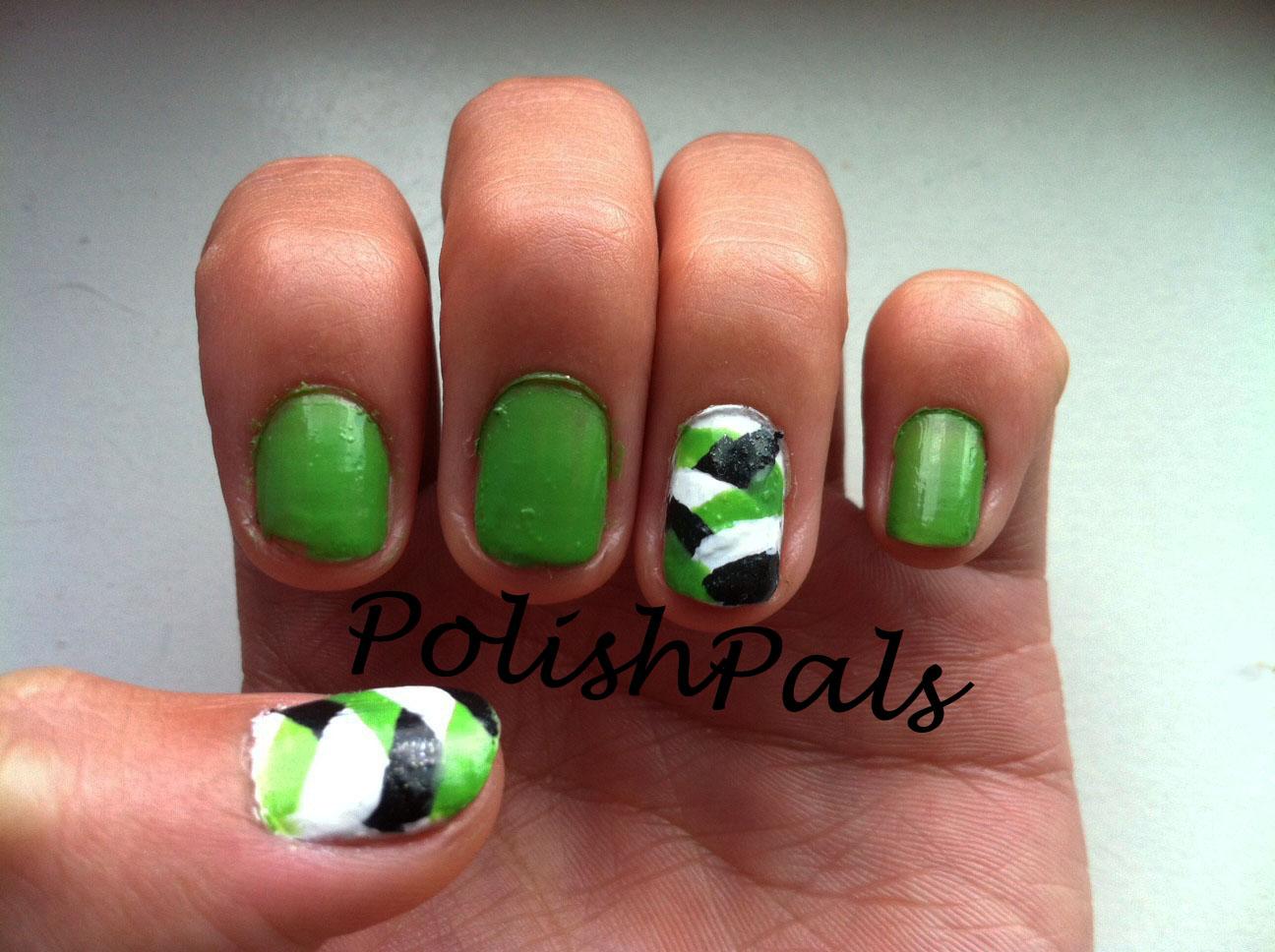 Polish Pals: Fish Tail Tutorial