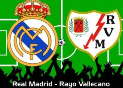 InfoDeportiva - Informacion al instante. REAL MADRID VS RAYO VALLECANO. Horarios, Resultados, Estadisticas, Online