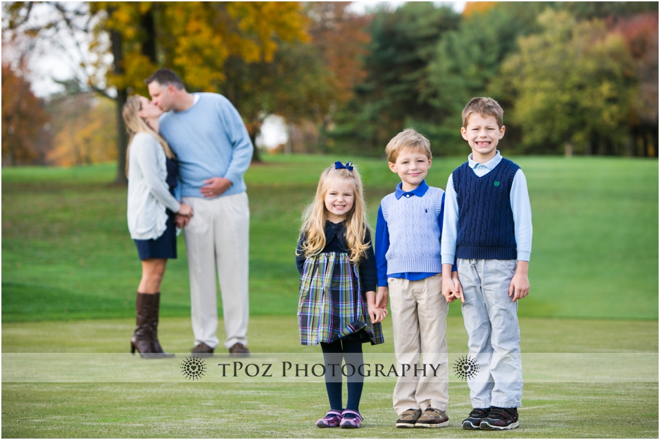 Hillendale Country Club Family Portrait