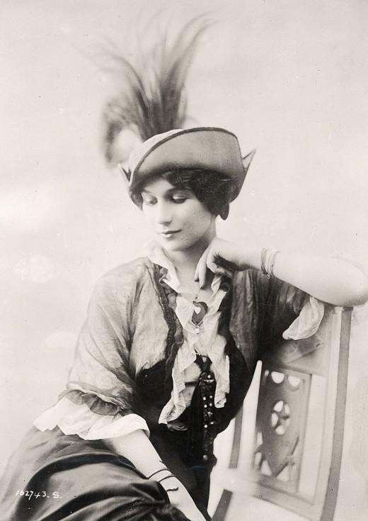 women�s hats 19131915 vintage everyday