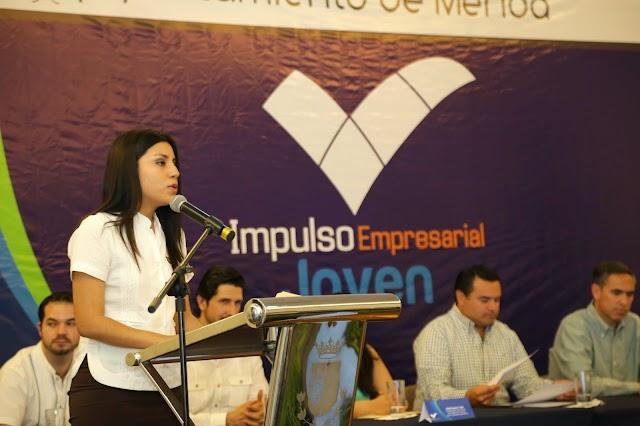 Presentan Impulso Empresarial Joven