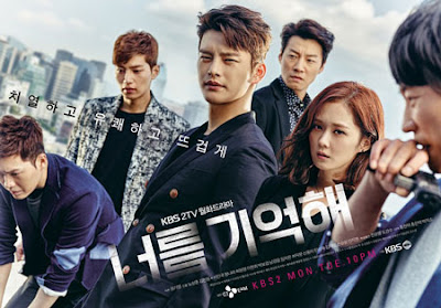 Korean Drama Remember You (Hello Monster) Subtitle Indonesia