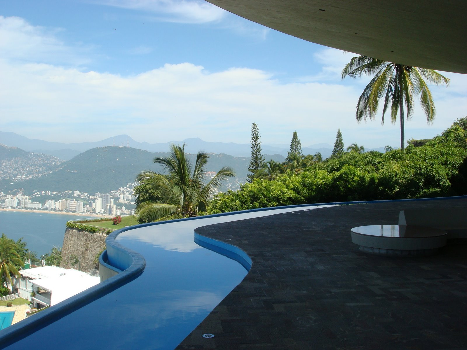 John Lautner Architecture In Acapulco Modern Design By