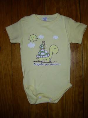 ropa para los bebes recién nacidos