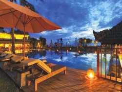 Hotel Bintang 5 di Lombok - Ombak Sunset Hotel