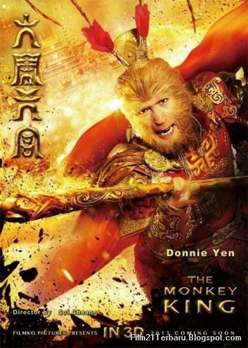 The Monkey King 2013 (Donnie Yen)