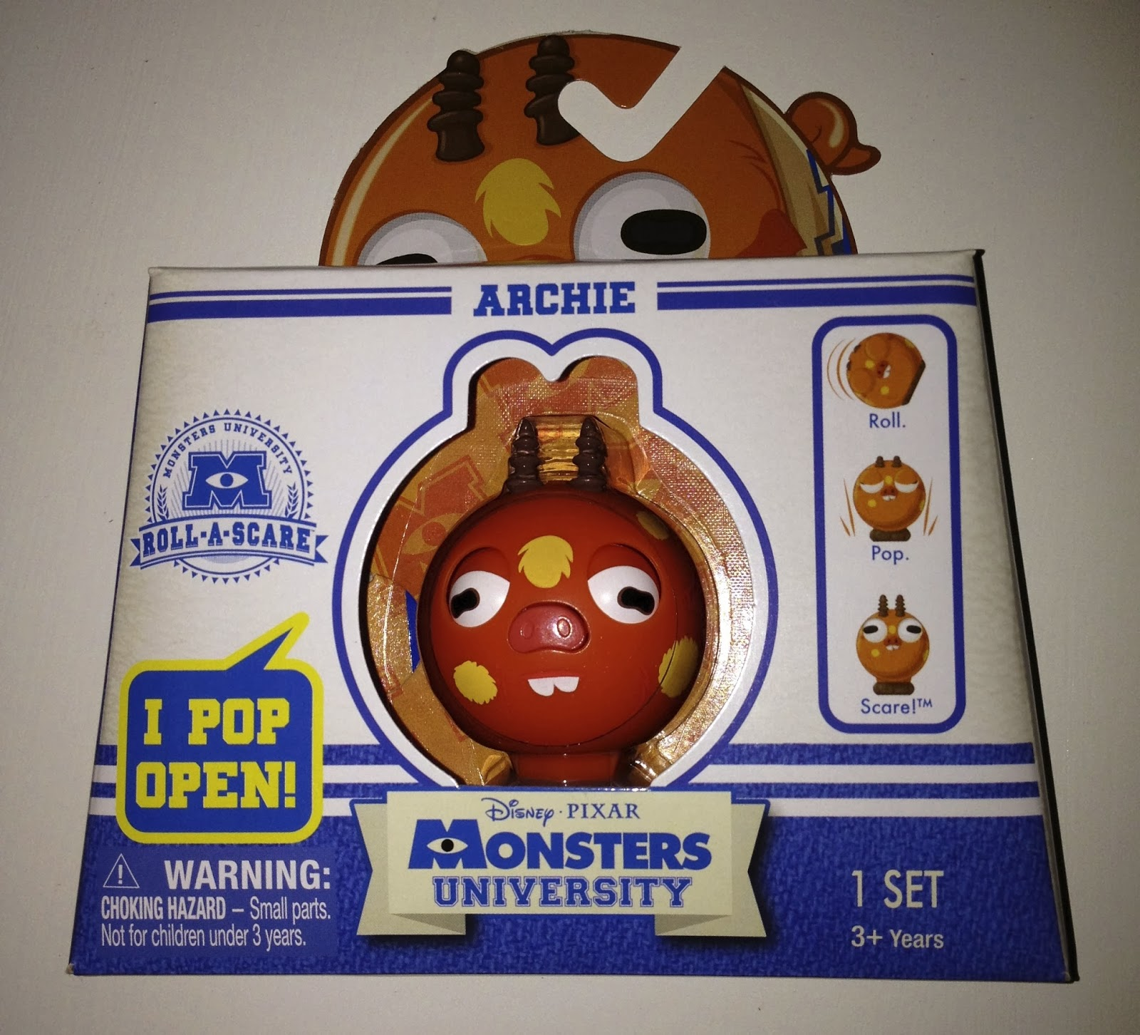 Wunderbar Don Carlton Monster Universität Malvorlagen Fotos - Entry ...
