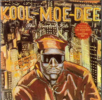 Kool Moe Dee – The Greatest Hits (1992) (CD) (FLAC + 320 kbps)
