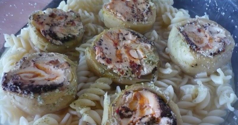 Celle qui cuisinait ou le plaisir de cuisiner p tes aux - Comment cuisiner les coeurs d artichaut ...