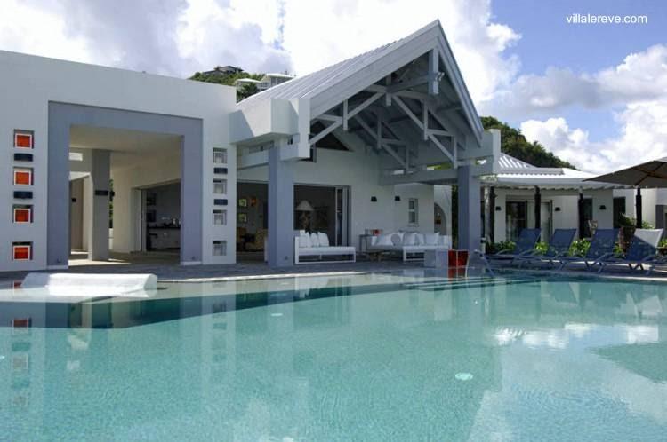 Arquitectura de casas casas lujosas for Interiores de casas lujosas