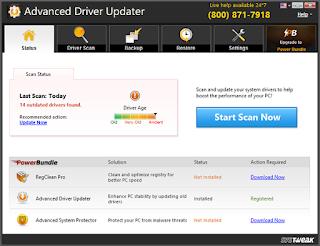 برنامج AVG Driver Updater لتحديث تعريفات جهازك اخر اصدار 2016