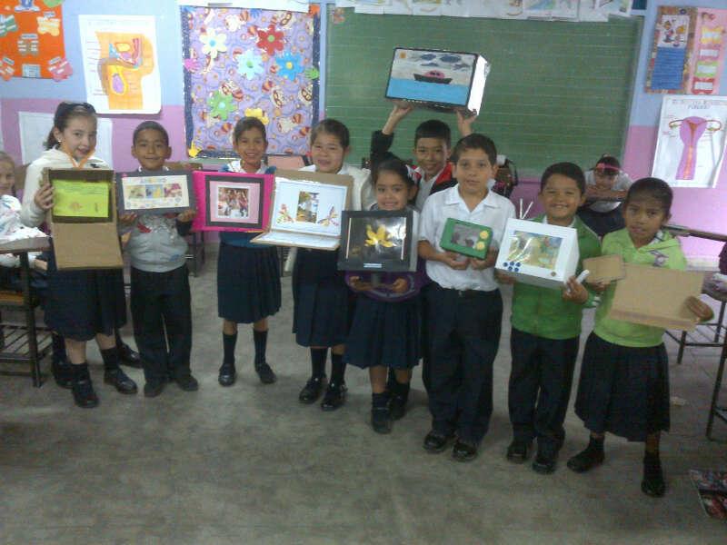 Escuela Básica General de Volcán: Trabajos de Medios de Comunicacion