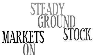 STOCK MARKETS ON STEADY GROUND