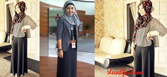Model Baju Kantor Wanita Terbaru Masa Kini