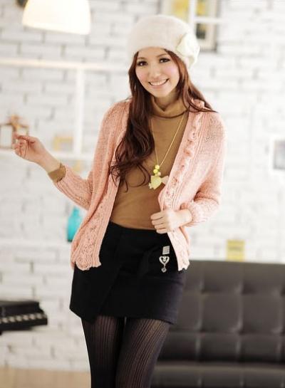 Cardigan Korea Wanita