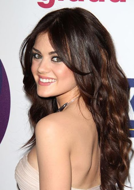 lucy hale hairstyle pretty little
