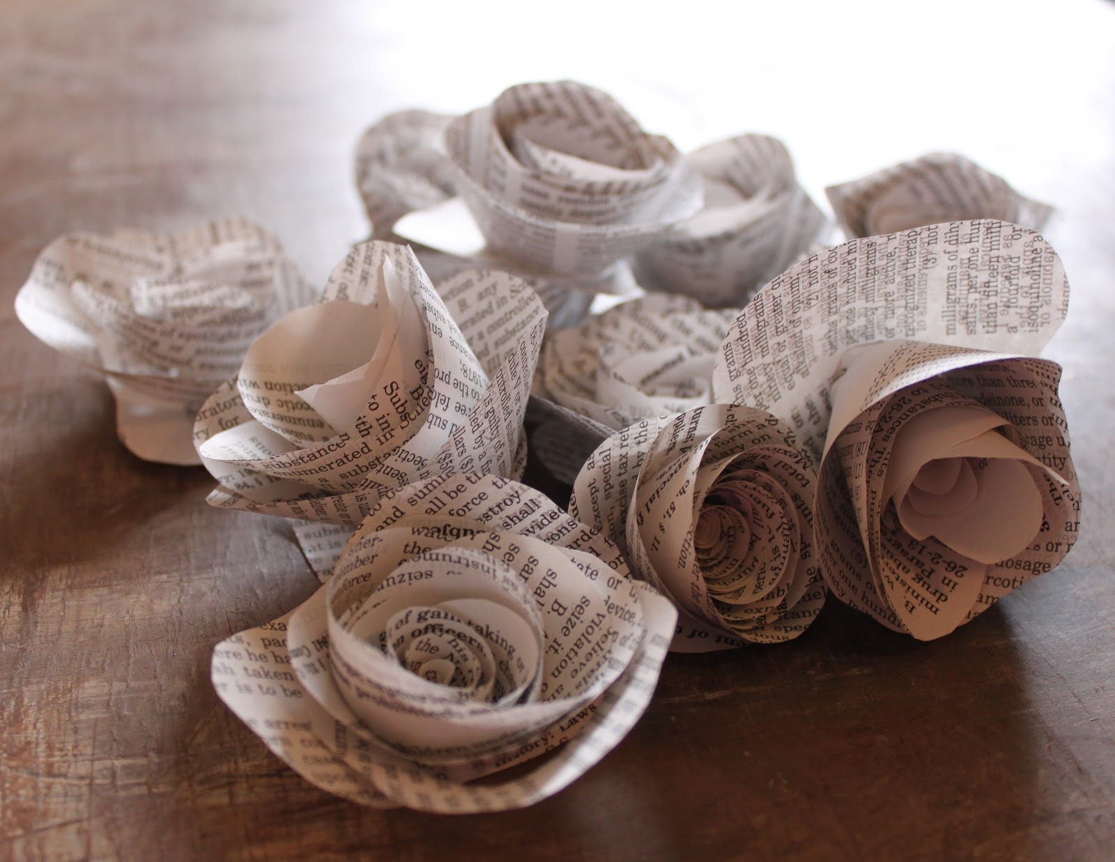The Creative Side Inside The Cates Castle Paper Flowers Book