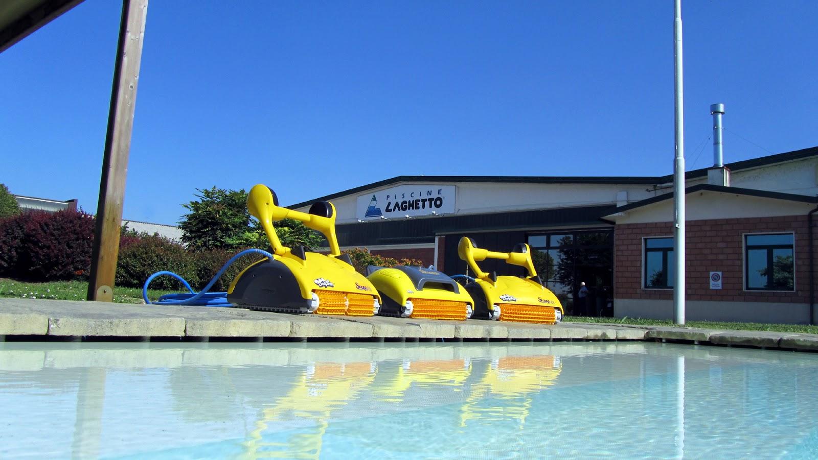 Pulitori elettrici dolphin swash piscine laghetto news blog for Pulizia fondo laghetto