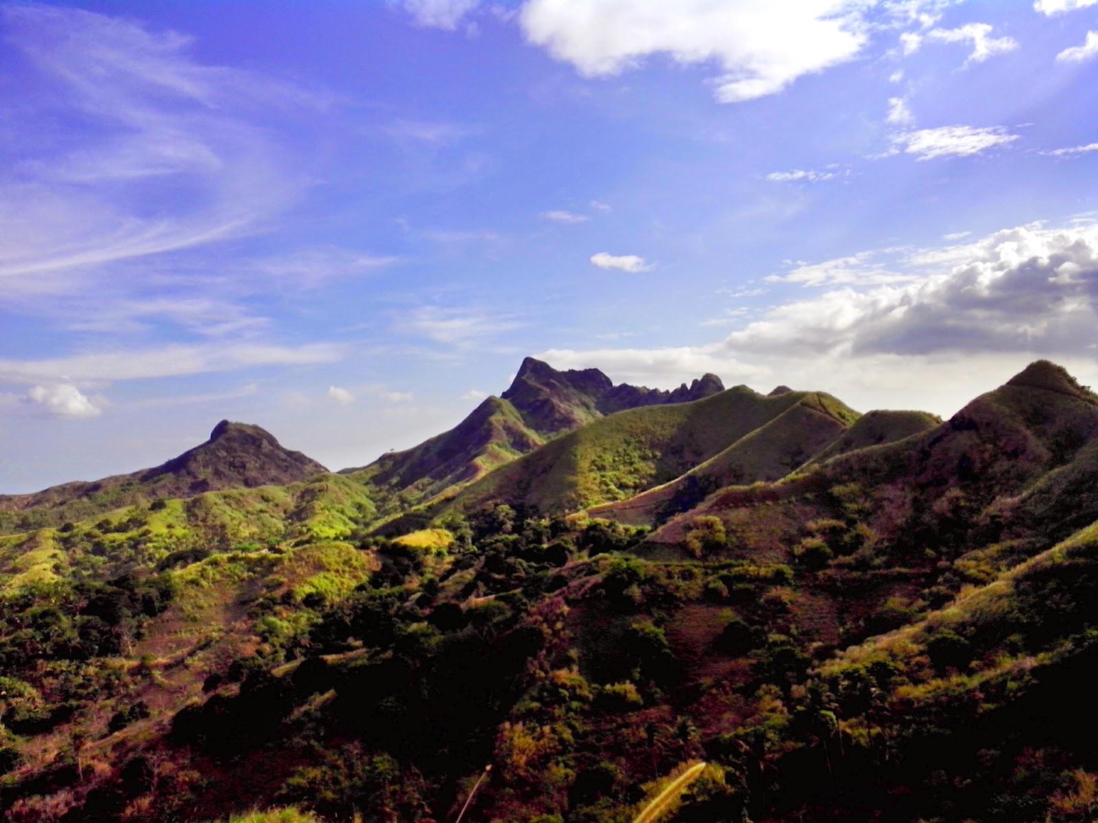 Mt. Batulao Summit