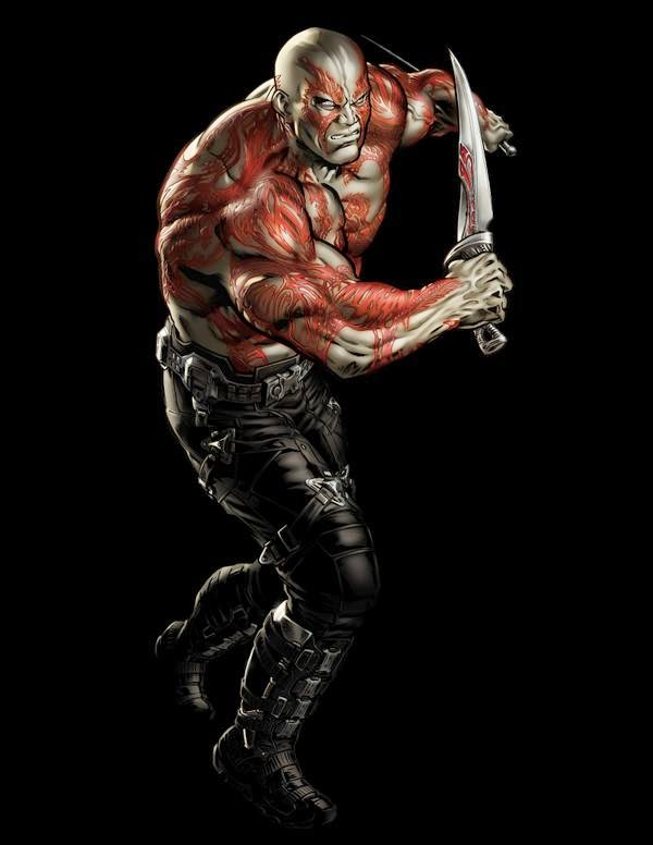 Drax the Destoyer