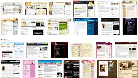 free seo web template
