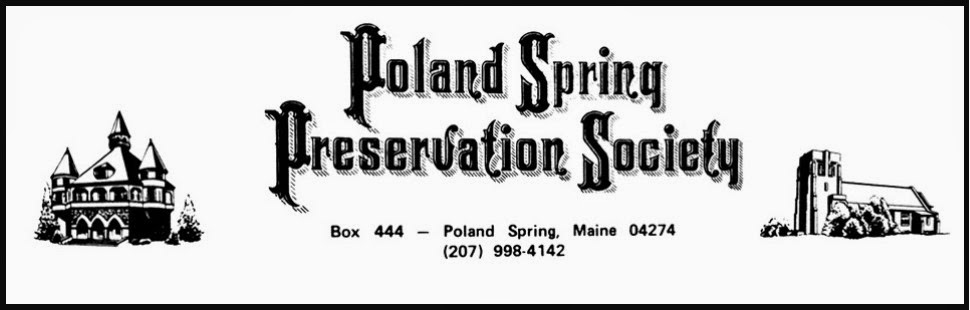 Poland Spring Preservation Society