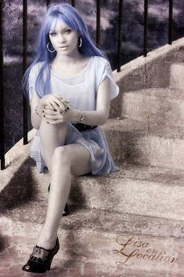 San Antonio River Walk infrared glamour photography, New Braunfels photographer
