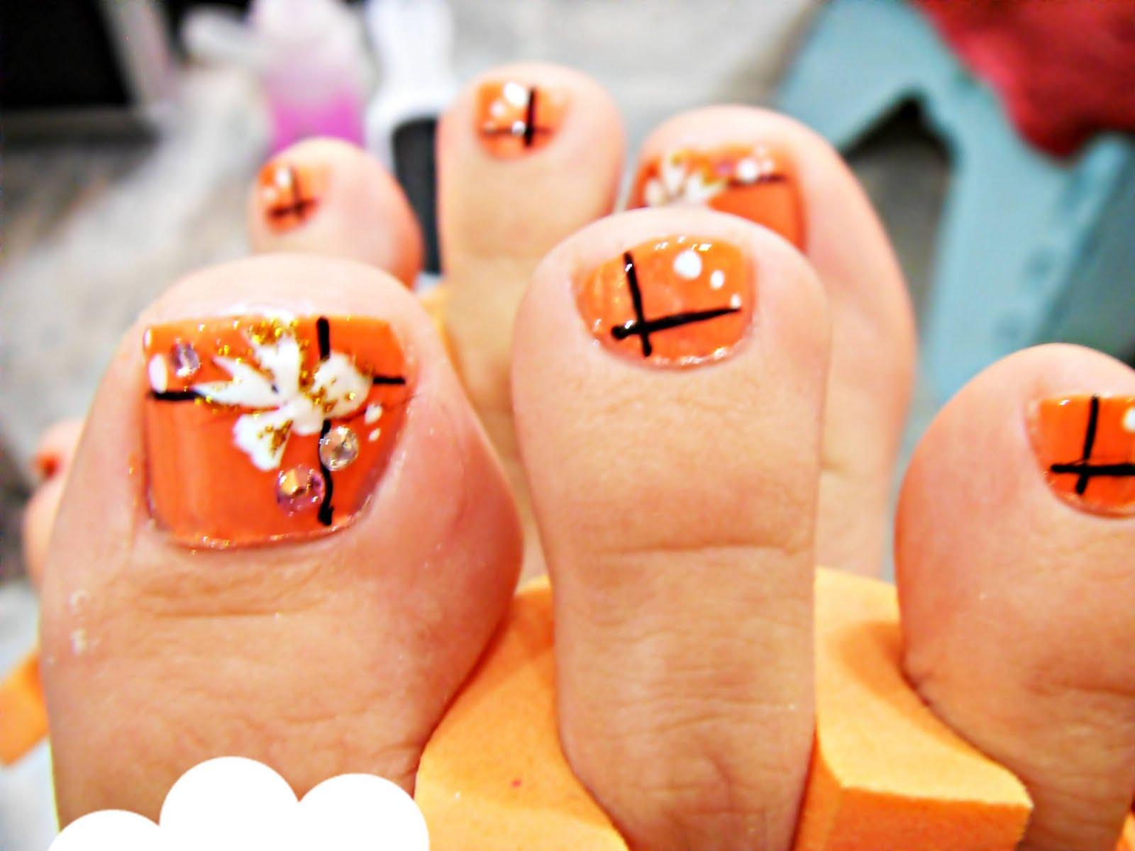 Toe Nail Art Designs - Nail Art | Nails Ideas