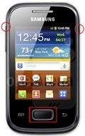 Samsung Galaxy android reset