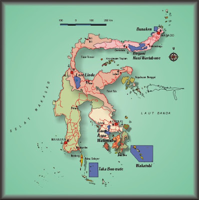 Taman Nasional di Sulawesi