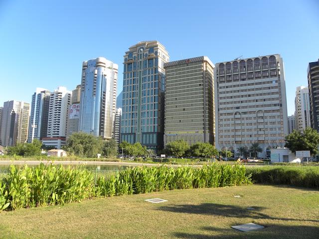 Abu Dhabi parks