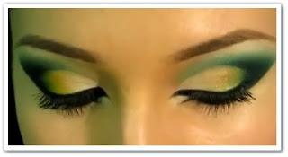 видео онлайн Арабский макияж