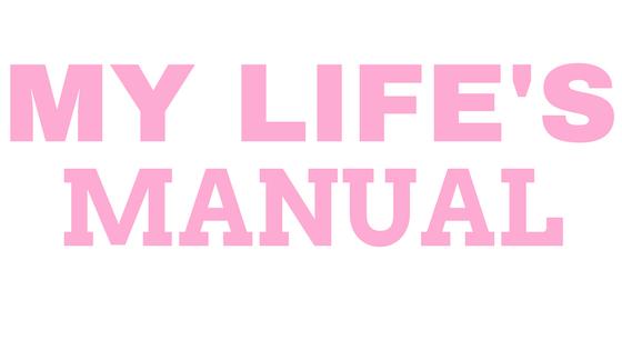 Mylifesmanual