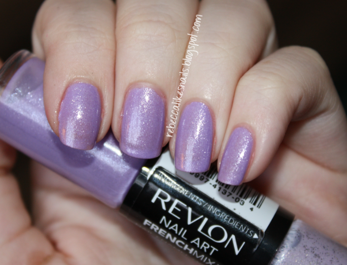 Rebecca likes nails revlon nail art frenchmix moonstruck revlon nail art frenchmix moonstruck the formula on these polishes was just so bad so so bad do not buy this duo the shimmer polish was still sort of prinsesfo Images