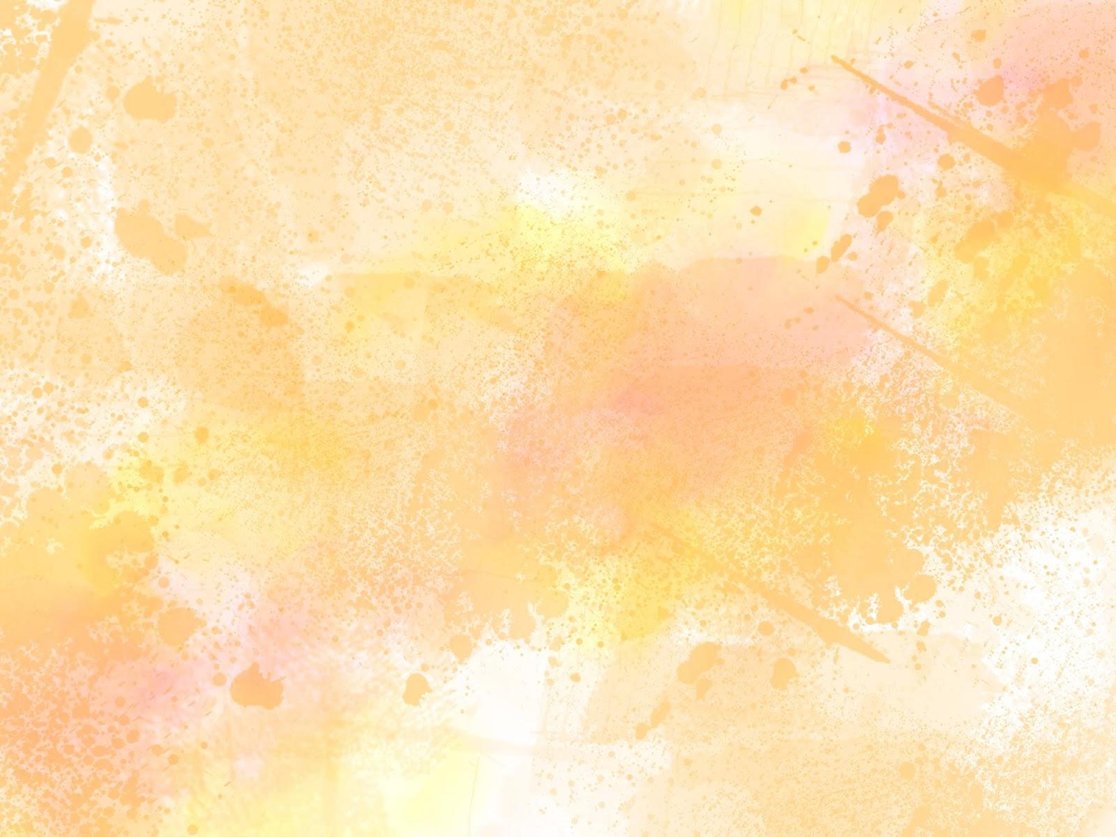 Pastel Orange Grunge Background with Yellow and Pink Highlights