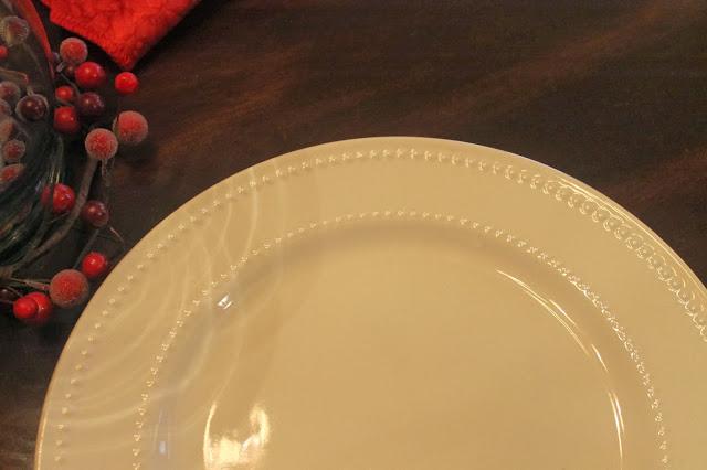 beaded plates