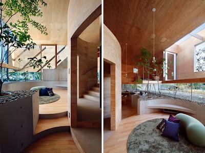 Rumah Gaya Jepang Yang Atraktif 2