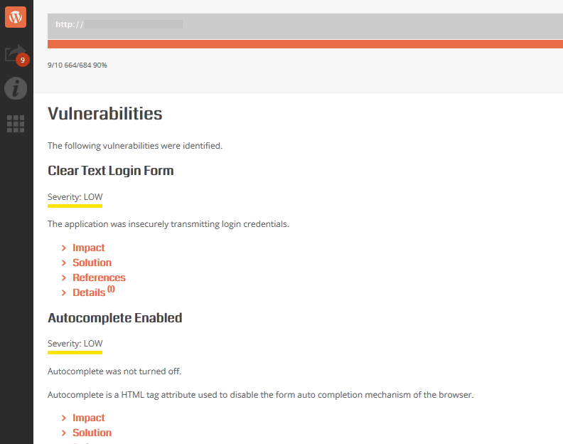 Cara Mencari Kerentanan di blog WordPress dengan WPScanner.