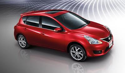 Cars Nissan Pulsar Trends 2015