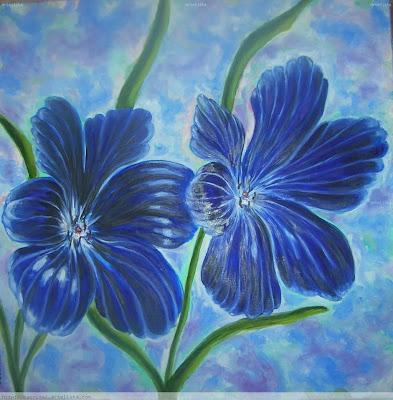 flor-azul