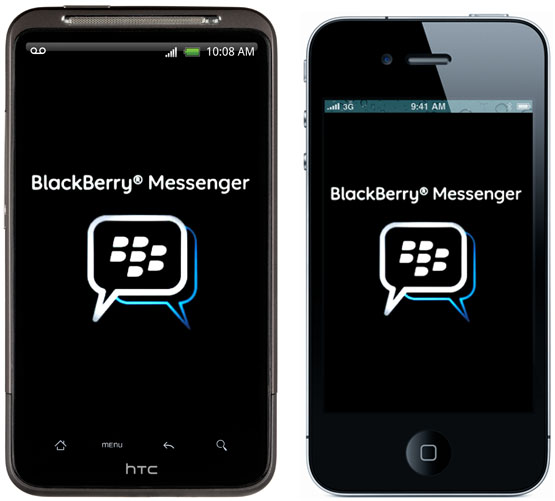 BlackBerry Messenger for Android and iPhone Ready to Launch