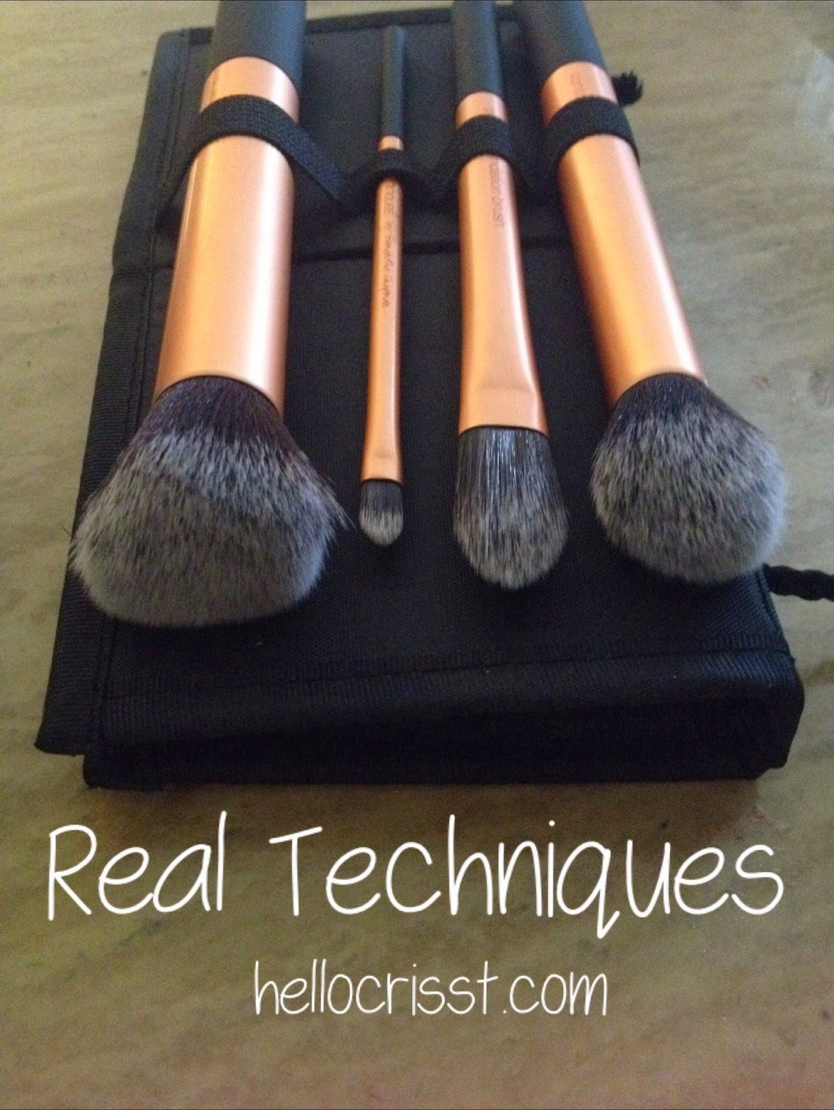 real technique face brushes