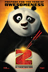 Kung Fu Panda 2, Announcement Poster