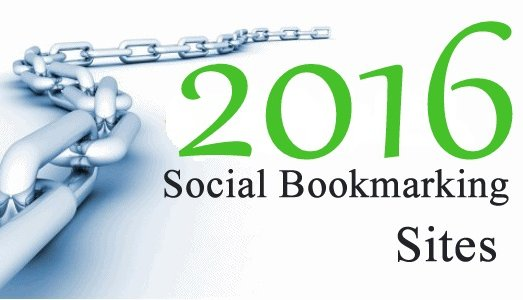 High PR Social Bookmarking Sites List for 2016