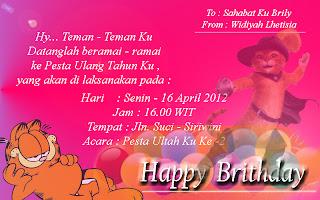 download contoh kartu undangan ulang tahun