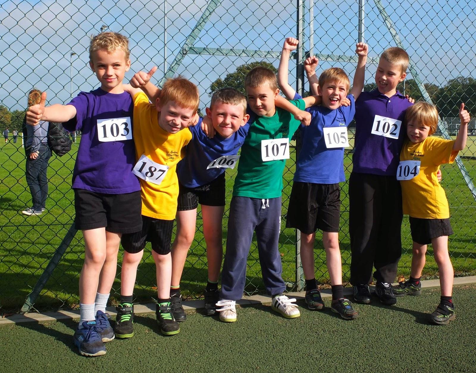 Cross Country Running Championships
