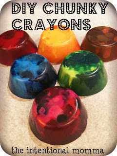melted crayon crafts for kids