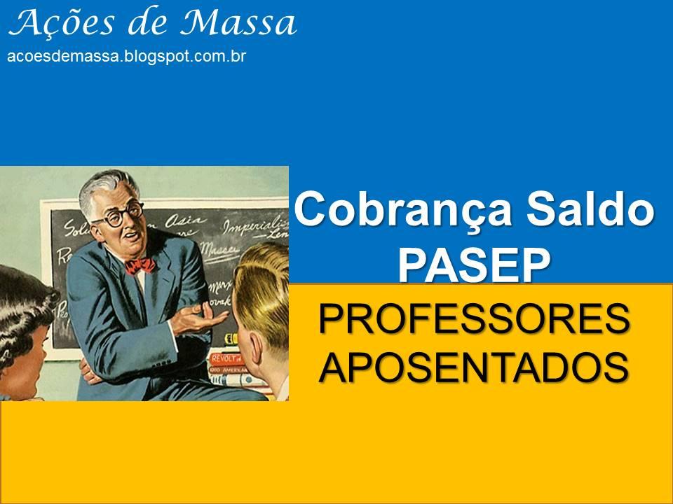 PASEP PROFESSOR