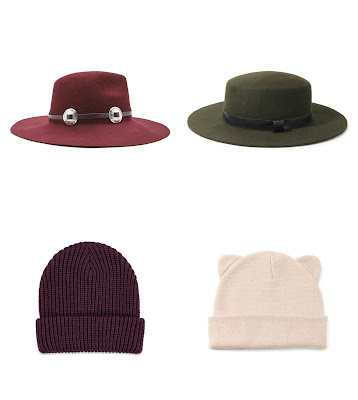 autumn hats
