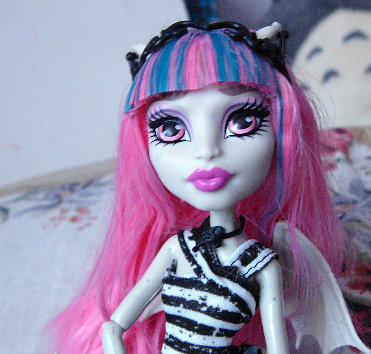 monster high paper dolls